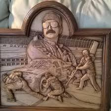 wood carving wall for sale find more nascar racing dale earnhardt wood carving wall by