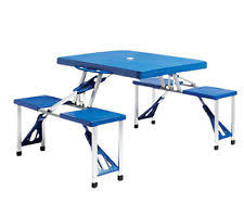 Kids Outdoor Picnic Table Picnic Table Ebay