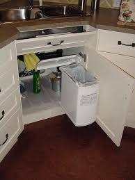 unique kitchen sink unique kitchen under sink bin taste