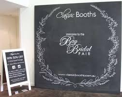 wedding backdrop chalkboard chalk board backdrops and signs in adelaide by nigel eaton