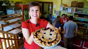 thanksgiving tv shows a few good pie places shows pbs food