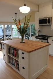 ash wood sage green amesbury door mobile kitchen island with