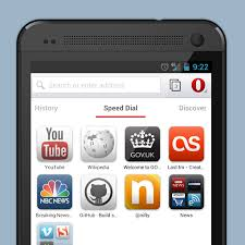 browsers for android mobile try the new opera browser for android