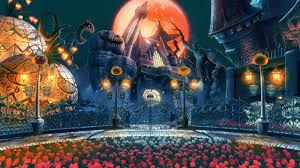 zero halloween background favorite backgrounds in 2 d fighters page 2 neogaf