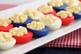 how to color deviled eggs colored egg whites created by diane