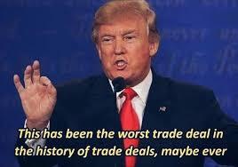Deal Meme - the worst trade deal in the history of trade deals eurokeks meme