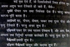 Vastu For House Free Vedic Horoscope Today Vastu For Home And Trees