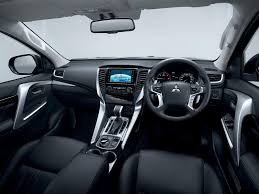2015 mitsubishi outlander interior 2016 mitsubishi pajero sport interior unveiled indian autos blog