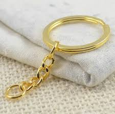 key ring rings images Metal key rings diy keychain 28mm 30mm key holder with chains key jpg