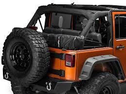 jeep wrangler unlimited softtop j tops usa wrangler top boot black jku boot solid black 07