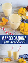 How To M by How To Make A Mango Smoothie