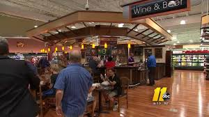 brier creek boom continues with harris teeter with a bar abc11