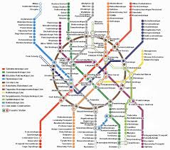 Tunis Metro Map by Moscow Subway Map Very Difficult When You Don U0027t Understand The