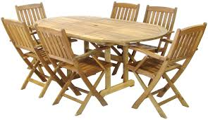 Folding Wooden Garden Table Patio Extraordinary Outdoor Tables And Chairs Furniture Stunning