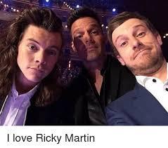 Ricky Martin Meme - i love ricky martin meme on me me