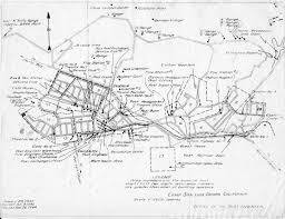 88m career map historic california posts c san luis obispo including c
