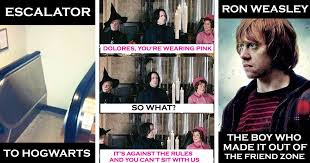 Hogwarts Meme - 40 memes for people with a serious harry potter addiction