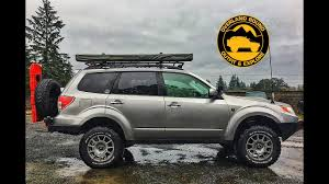 1999 subaru forester off road 2010 subaru forester xt rig walk around youtube