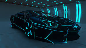 Lamborghini Aventador Neon - gta gaming archive
