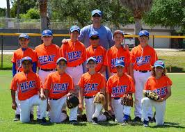 8u 9u heat travel baseball teams coming spring 2013