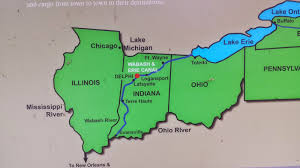 Ohio Erie Canal Map by Tech Nically Homeless Campground Review Canal Park Delphi In