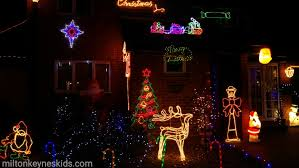 the best christmas lights ever milton keynes kids