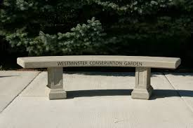 Commemorative Benches Concrete Commemorative U0026 Memorial Benches And More Doty And