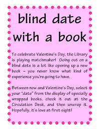 Blind Date Etiquette Blind Date With A Book Furman Library News Furman University