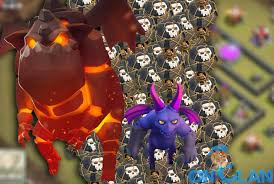 clash of clans farming guide lavaloonion the ultimate attack strategy in clash of clans onclan