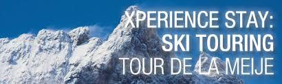 tour de bureau xperience ski touring tour de la meije bureau des guides la grave