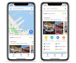 Driving Distance Google Maps Google Maps For Ios Gains Quick Access Tabs With Info On Nearby