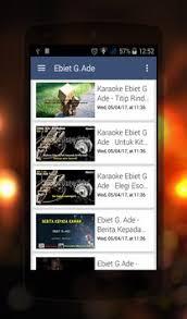 download mp3 ebiet g ade komplit karaoke ebiet g ade full apk download free music audio app for