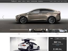 build your dream tesla model x online business insider