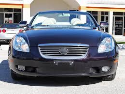 lexus sc430 cars for sale 2003 lexus sc 430 for sale in bonita springs fl stock 035797 16