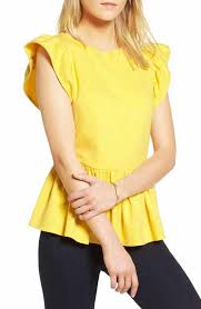 yellow blouse yellow blouses for nordstrom