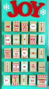 make your own advent calendar the pretty bee