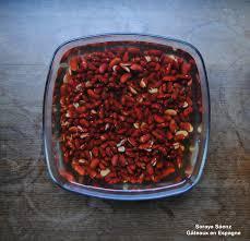 cuisiner les haricots rouges secs gâteaux en espagne caparrones les haricots rouges espagnols avec