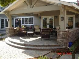 Covered Backyard Patio Ideas 34 Best Covered Patio Images On Pinterest Gardens Architecture
