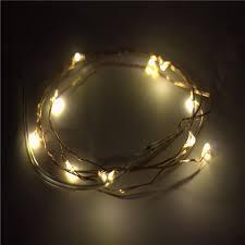 cheap mini led lights 100leds string lights 33feet copper