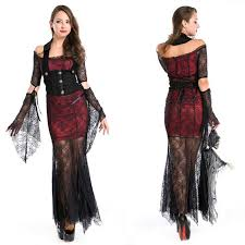 Girls Gothic Halloween Costumes Buy Wholesale Gothic Clothes China Gothic