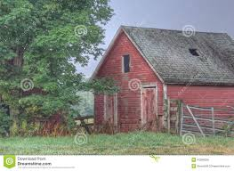 The Old Wooden Barn Hudsonville Mi Old Barn And Fence Stock Image Image Of Fence Picture 43296329
