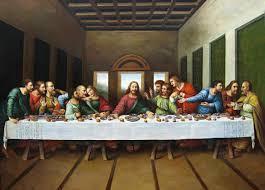 leonardo da vinci original picture of the last supper