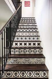 Tiles For Stairs Design Granada Tile In The United States Cement And Concrete Tile