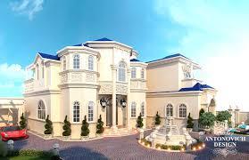 Villa Exterior Design Villa Exterior Design Qatar 2 0002 Luxury Antnovich Design In Qatar