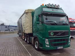 volvo trucks philippines 3 2 axle level bed low loader schwandner logistik transport gmbh
