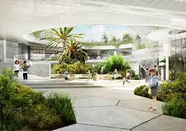 Designboom Green School | k 12 school by cebra with sla diamond developers