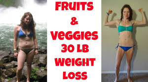 brittany u0027s 30 lb raw food diet weight loss story youtube