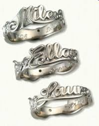 wedding band names personalized wedding rings custom designed bands affordable