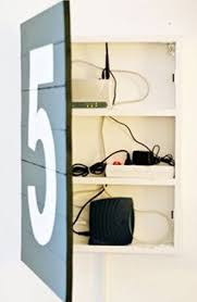 cabinet for router and modem 7 sneaky storage hacks medicine cabinets apartment therapy and