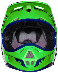 motocross kids helmet fox clothing israel fox v1 race kids helmets motocross green fox